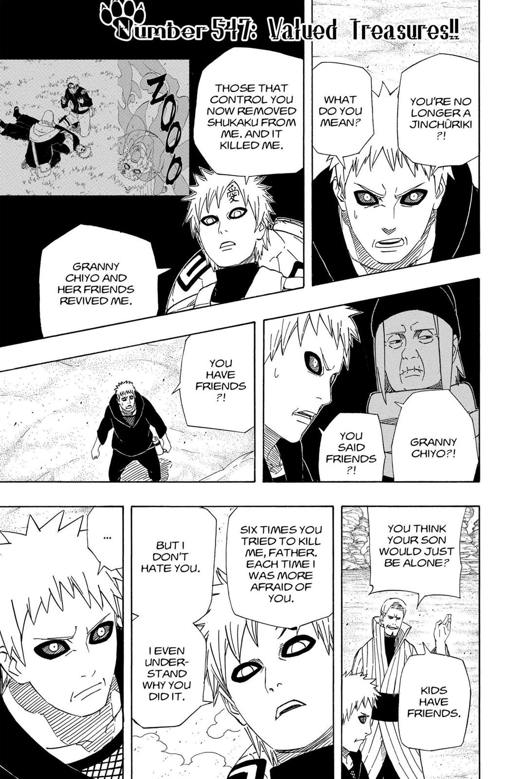 Naruto, Chapter 547 image 001