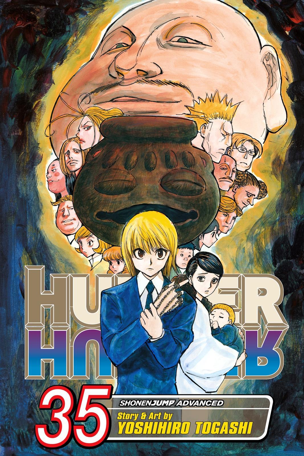 Hunter X Hunter, Chapter 361 image 001