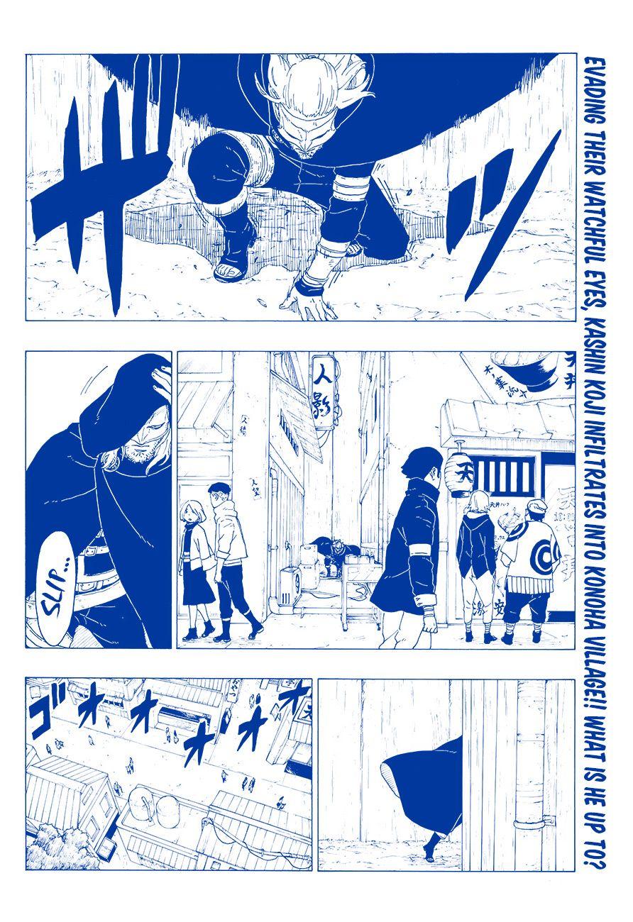 Boruto Manga, Chapter 29 image 003