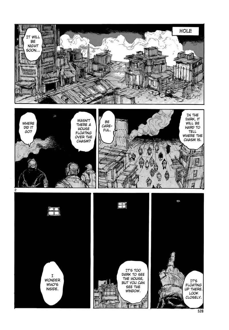 Dorohedoro, Chapter 151 image 003