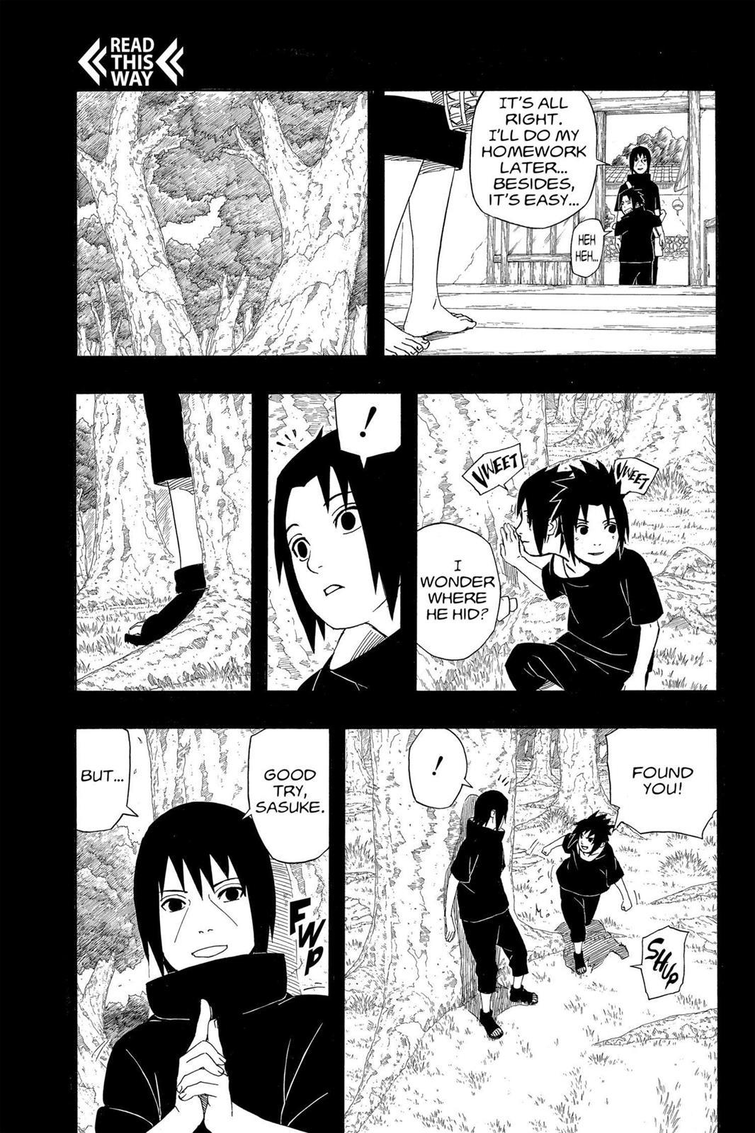 Naruto, Chapter 402 image 003