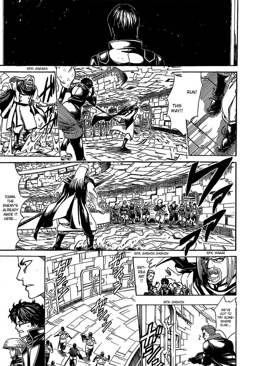 Gintama Chapter, 631 image 013