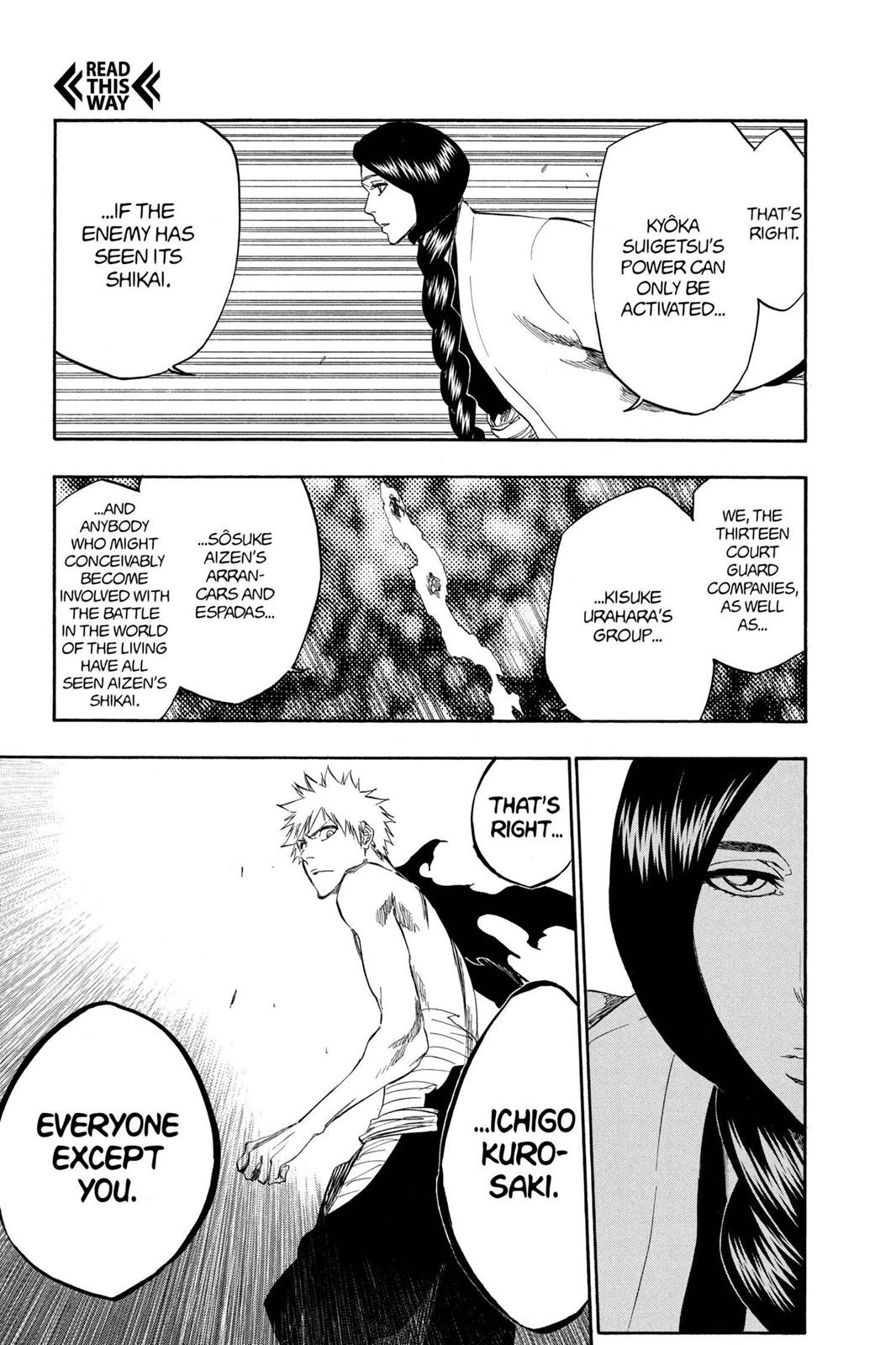 Bleach, Chapter 381 image 015