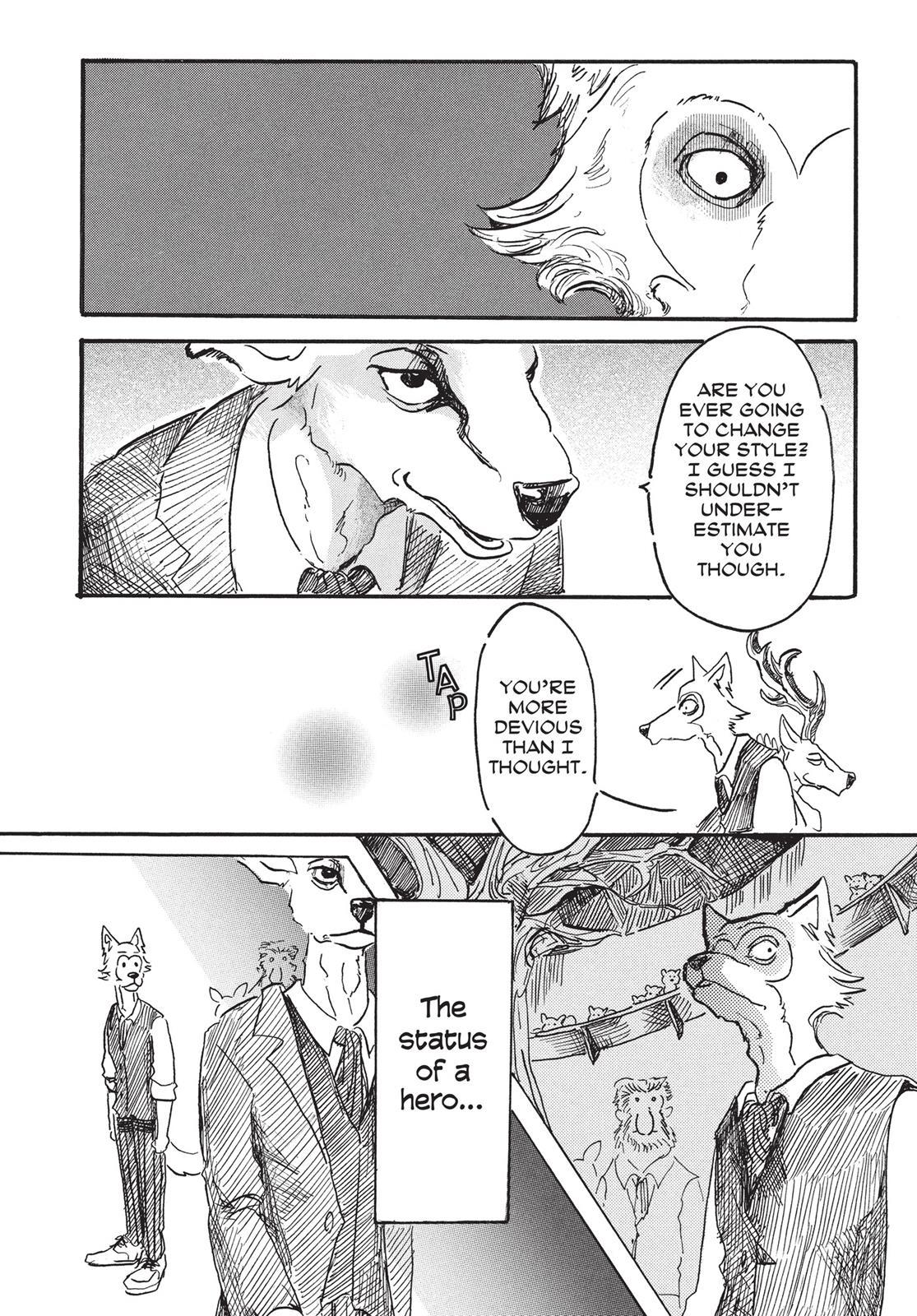 Beastars Manga, Chapter 6 image 022