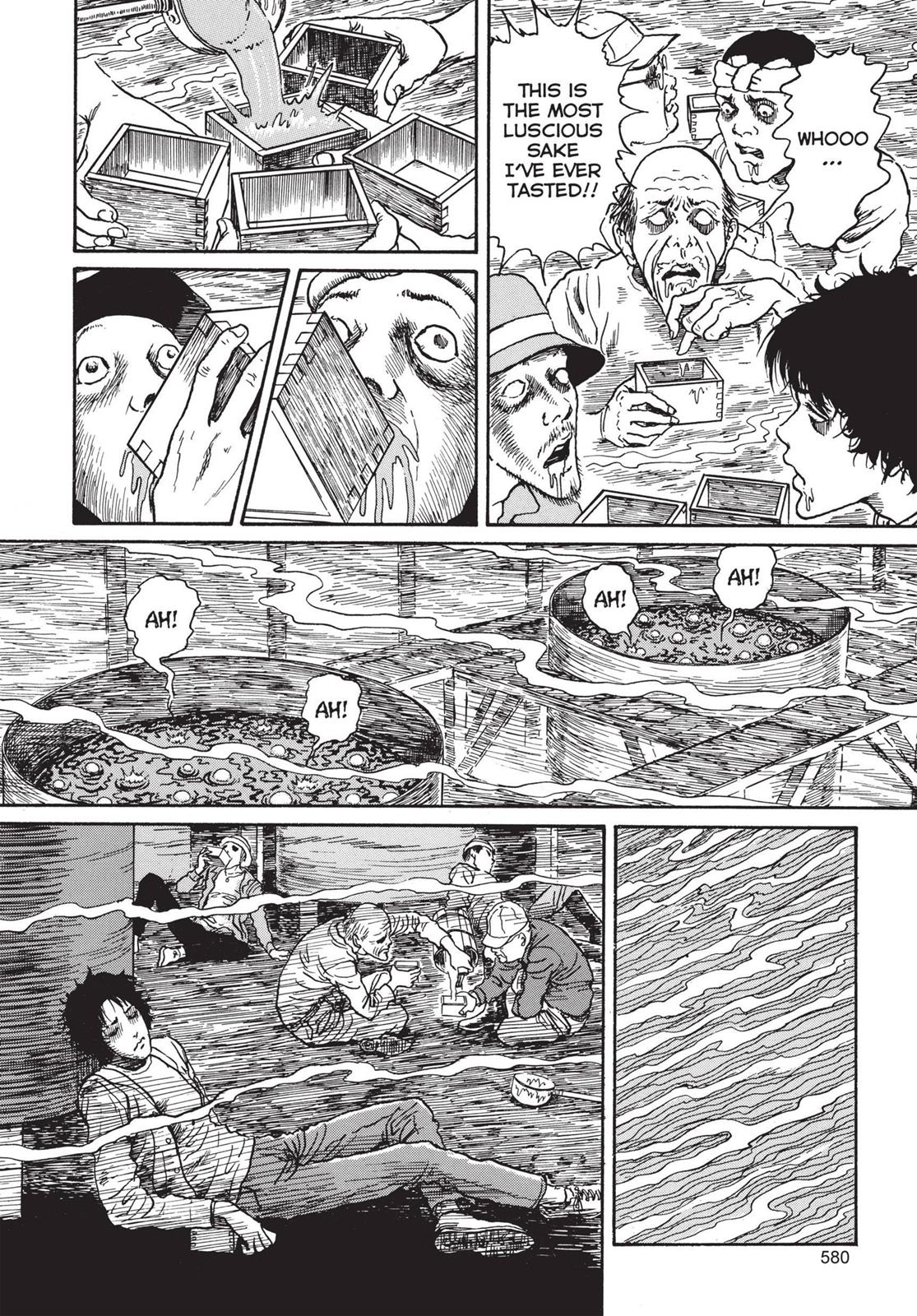 Tomie, Chapter 15 image 022