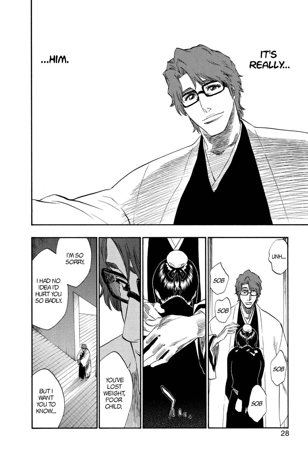Bleach, Chapter 169 image 014