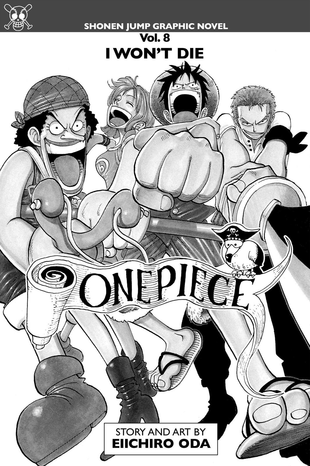 One Piece, Chapter 63 image 004