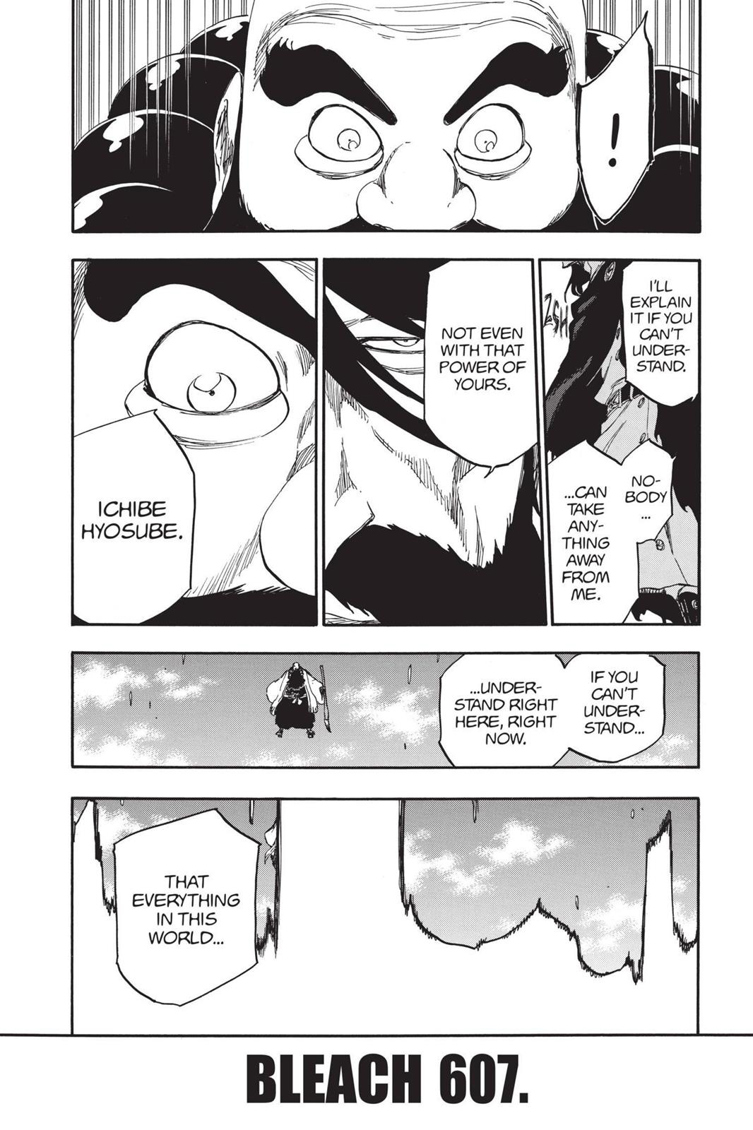 Bleach, Chapter 607 image 005