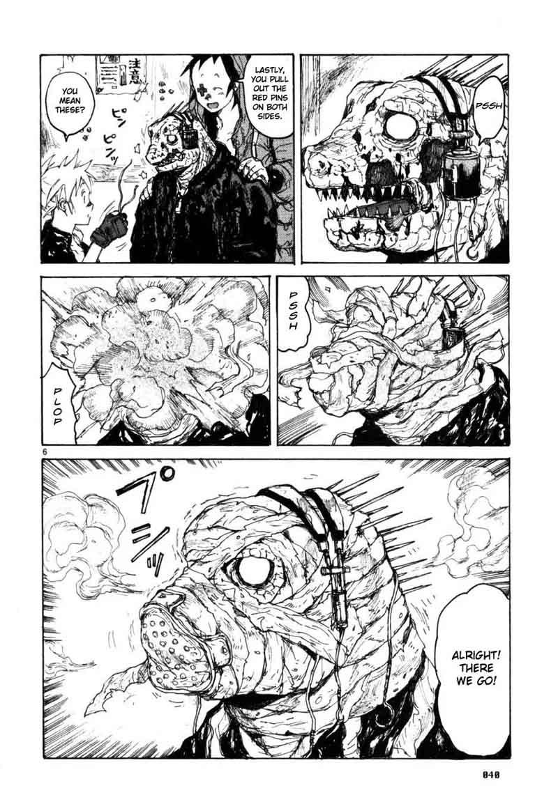 Dorohedoro, Chapter 51 image 006