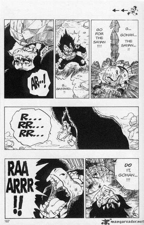 Dragon Ball, Chapter 240 image 010