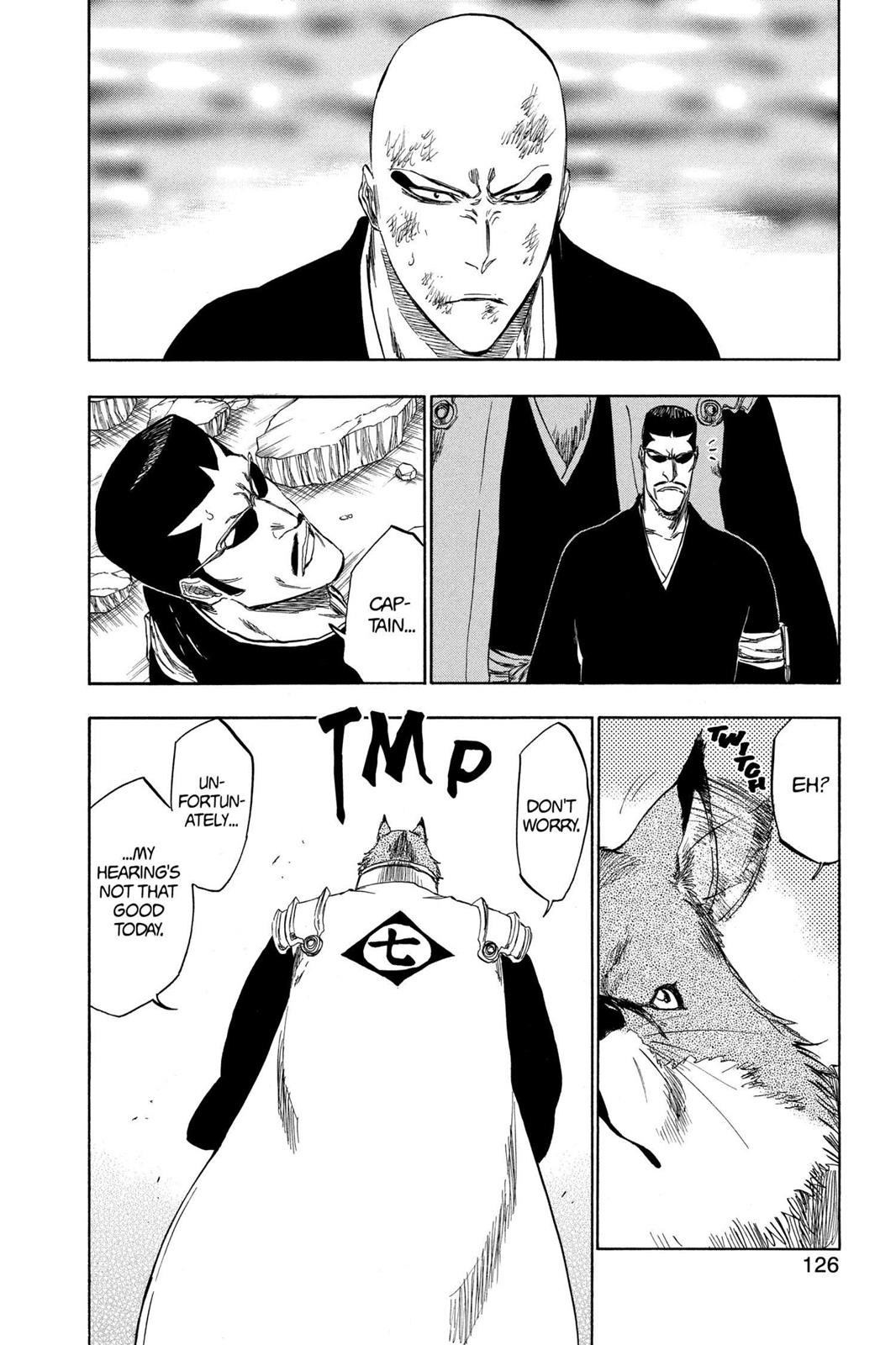 Bleach, Chapter 328 image 015