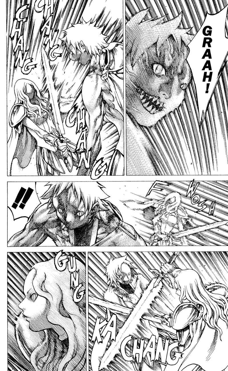 Claymore, Chapter 23 image 009