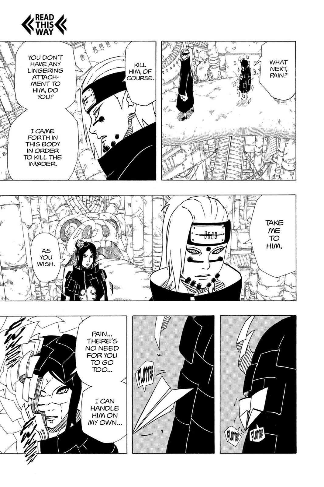 Naruto, Chapter 371 image 012