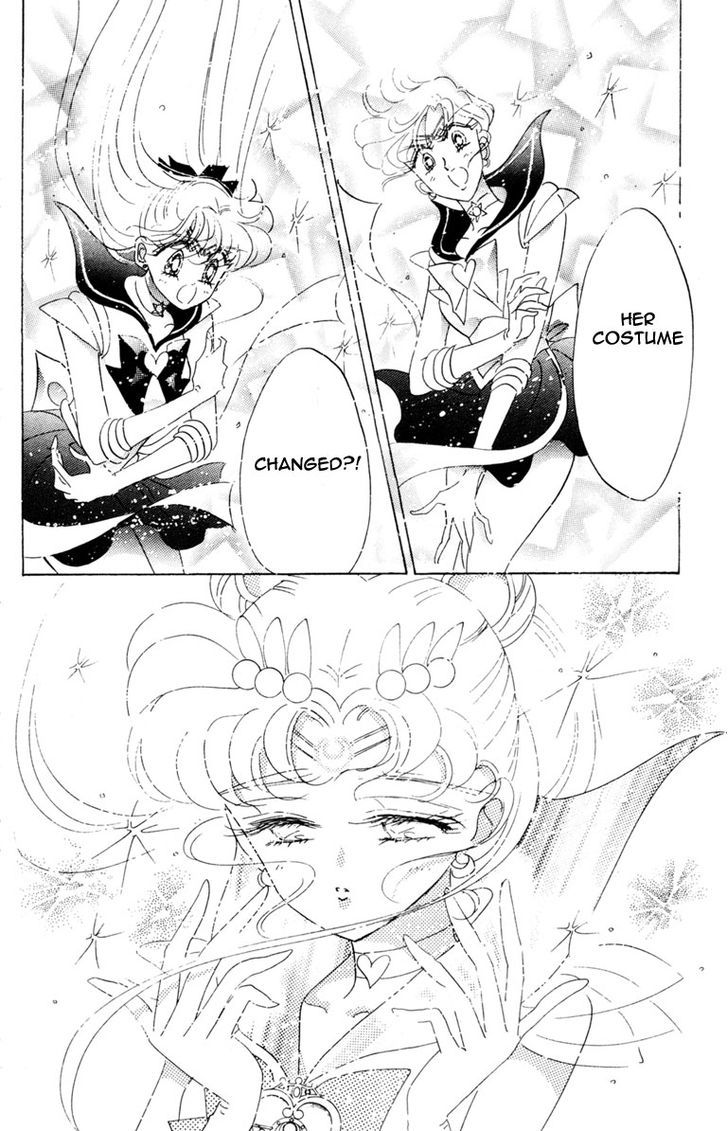 Sailor Moon, Cahpter 38 image 014