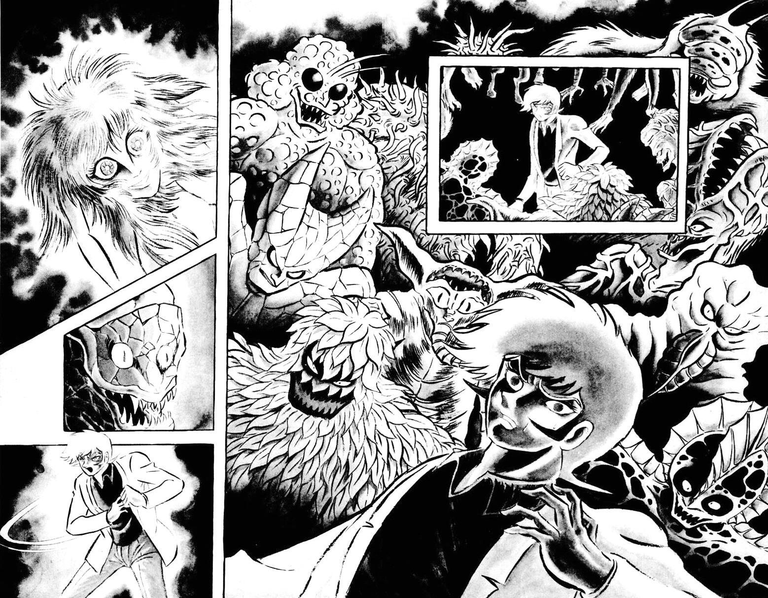 Devilman, Chapter 5 image 022