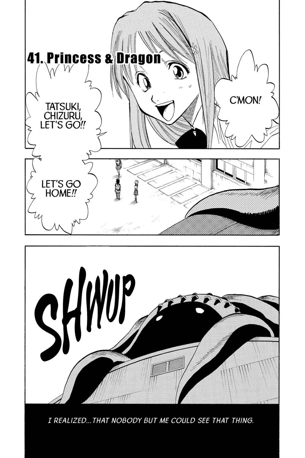 Bleach, Chapter 41 image 001