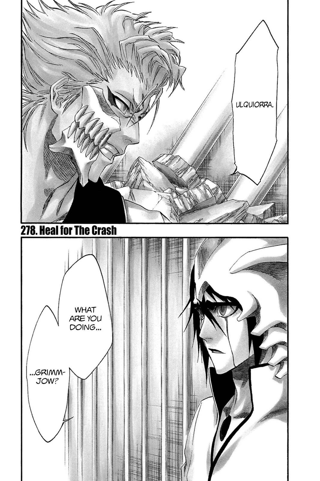 Bleach, Chapter 278 image 001