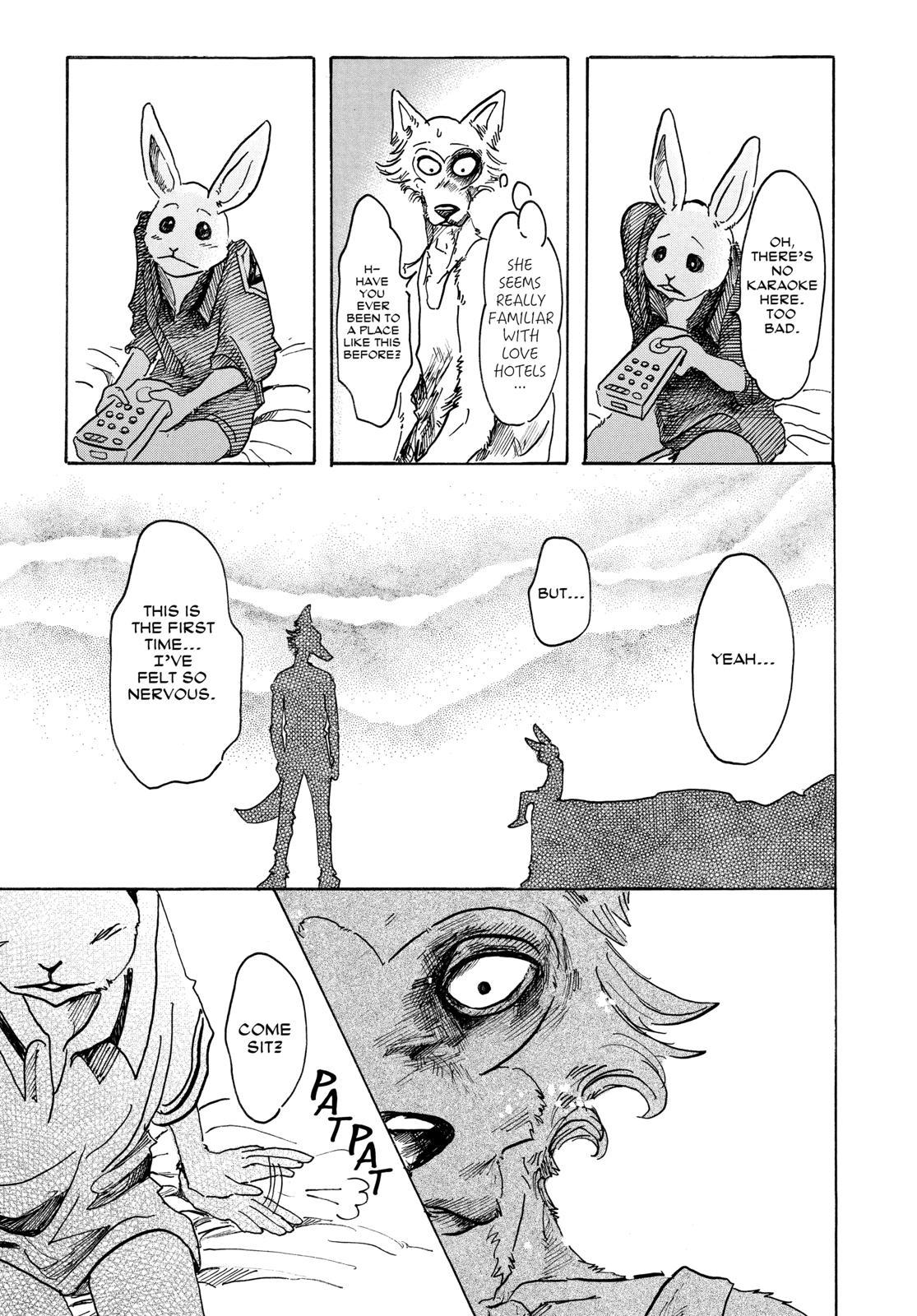 Beastars Manga, Chapter 43 image 013