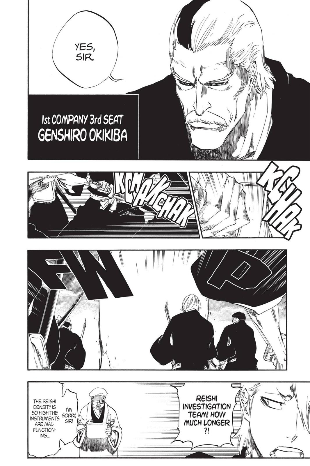 Bleach, Chapter 494 image 008