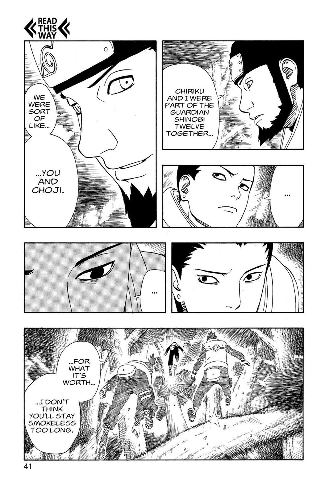 Naruto, Chapter 321 image 017
