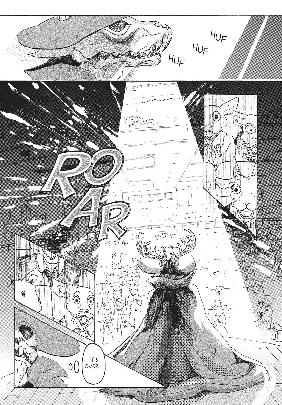 Beastars Manga, Chapter 12 image 017