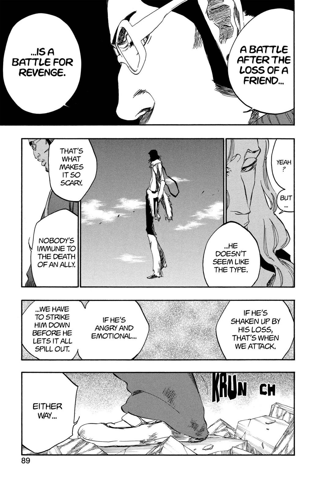 Bleach, Chapter 372 image 003