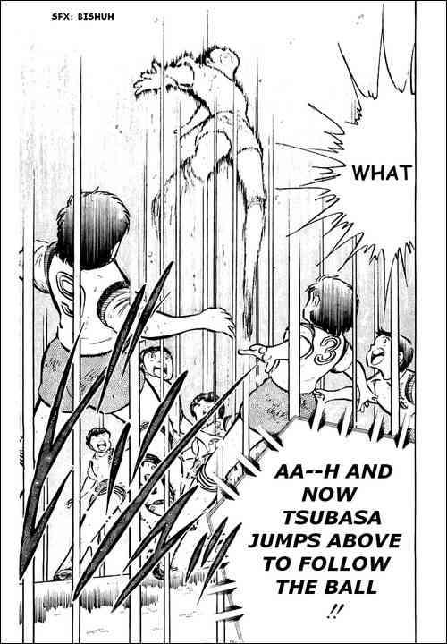 Captain Tsubasa, Chapter 34 image 026