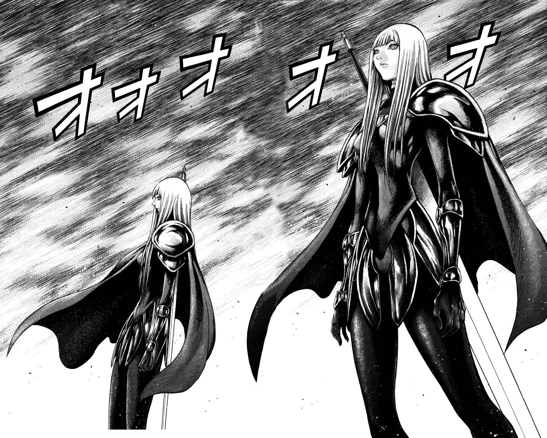 Claymore, Chapter 62 image 005