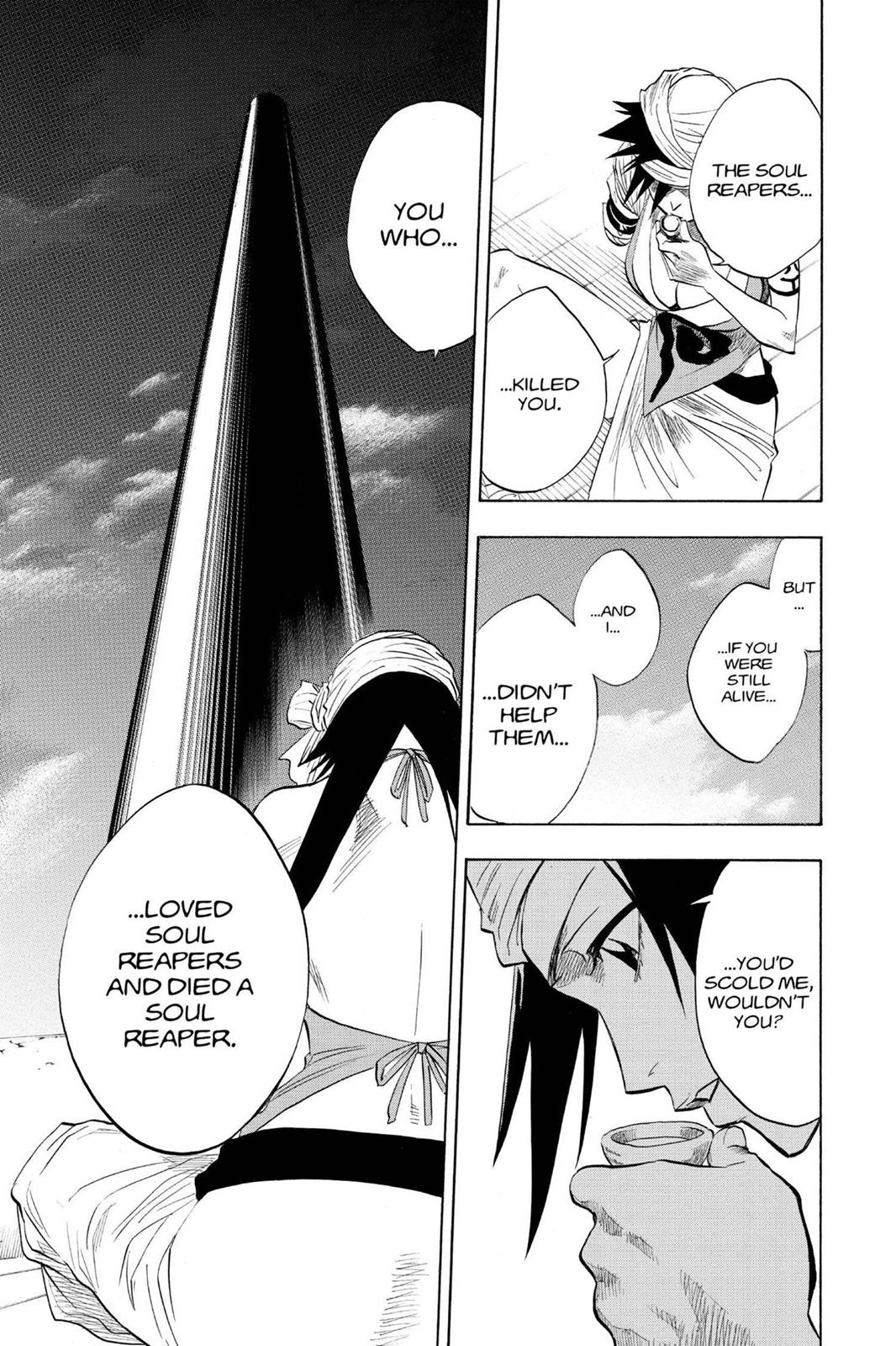 Bleach, Chapter 80 image 026