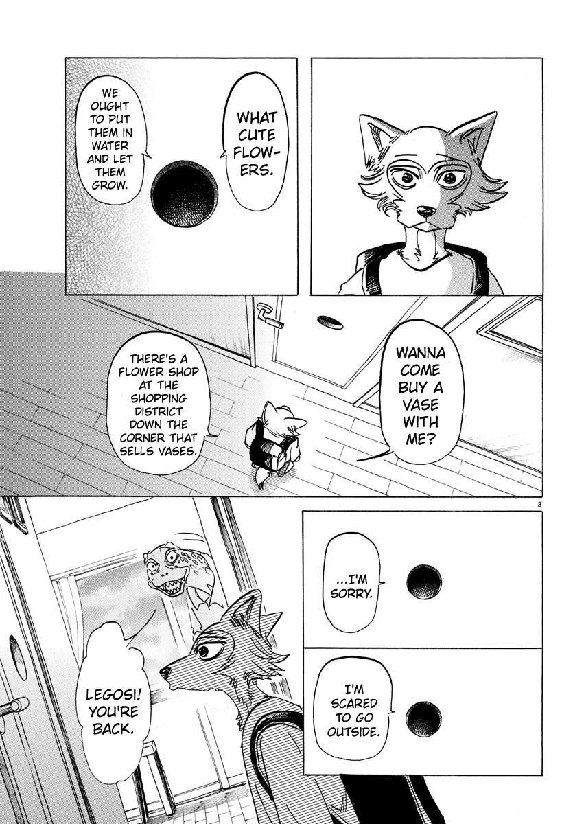 Beastars Manga, Chapter 134 image 003