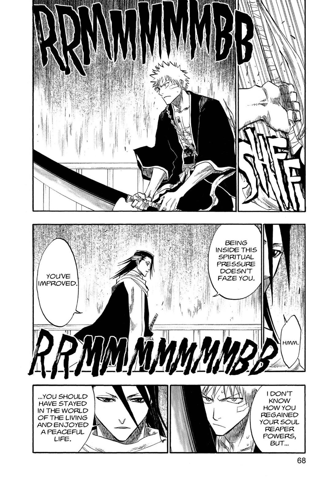 Bleach, Chapter 117 image 010
