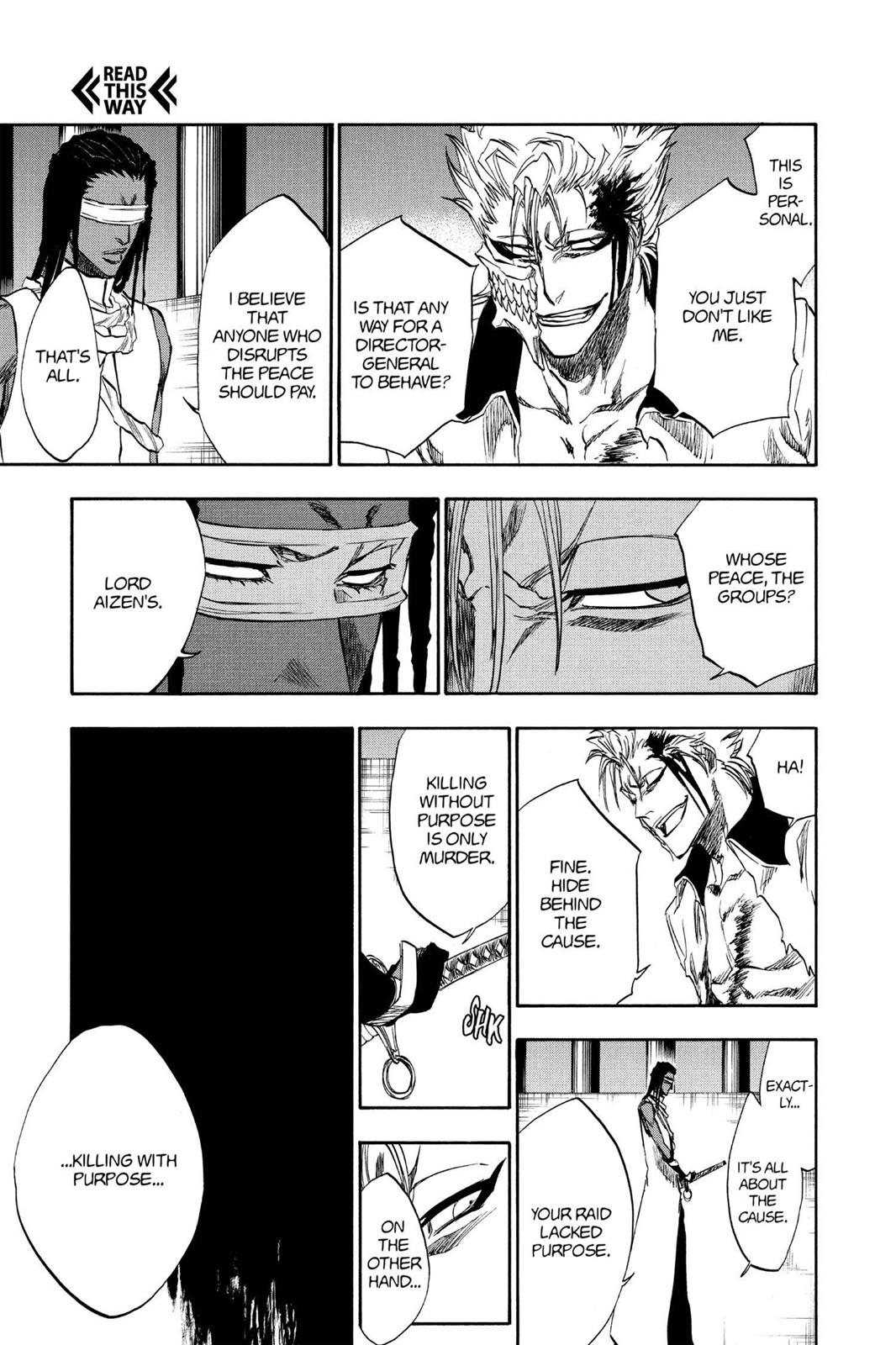 Bleach, Chapter 213 image 013