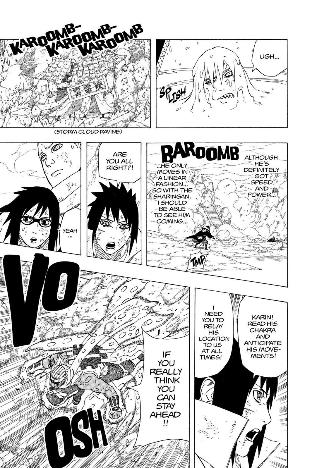 Naruto, Chapter 413 image 014