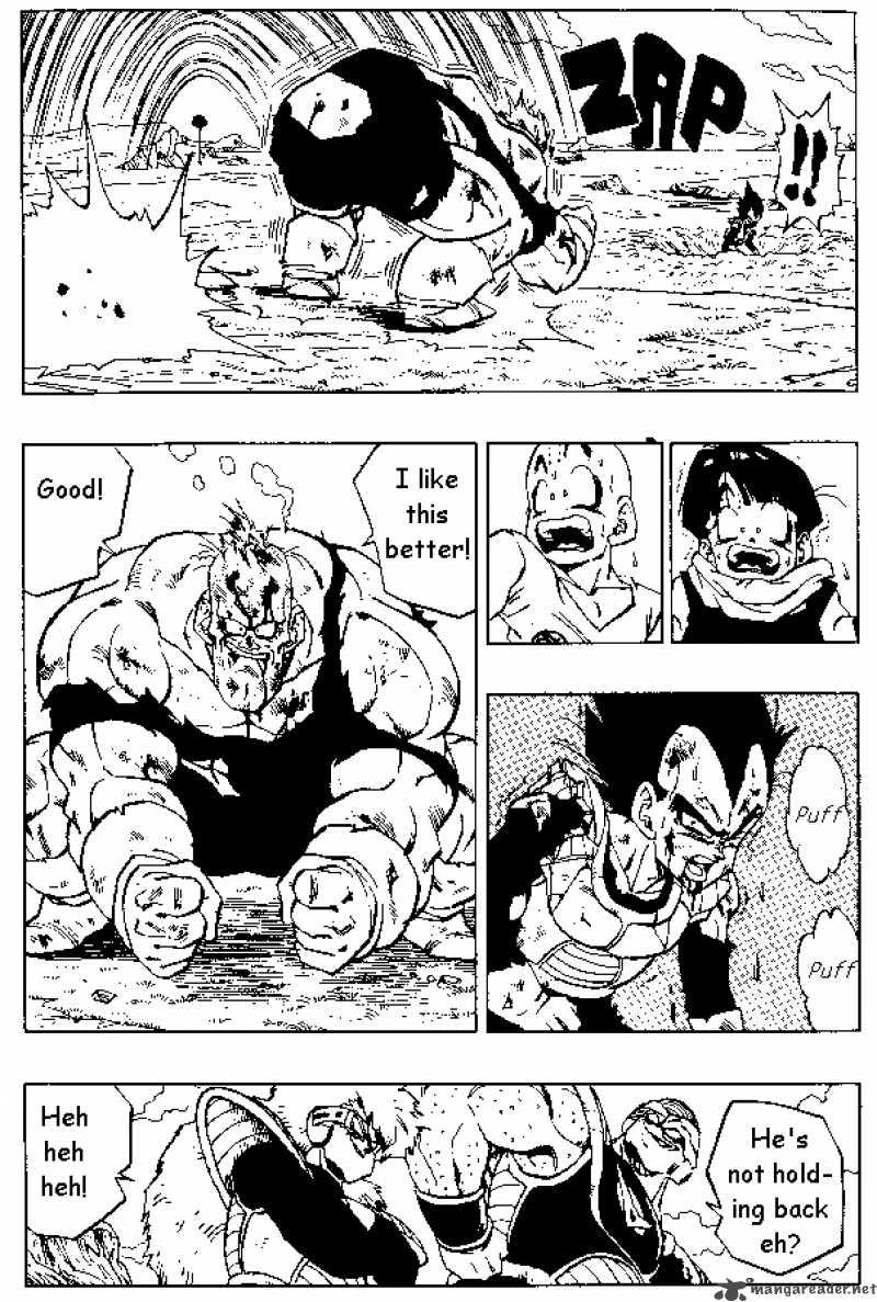 Dragon Ball, Chapter 276 image 012