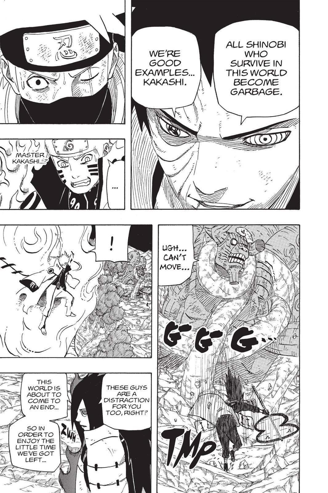 Naruto, Chapter 608 image 018