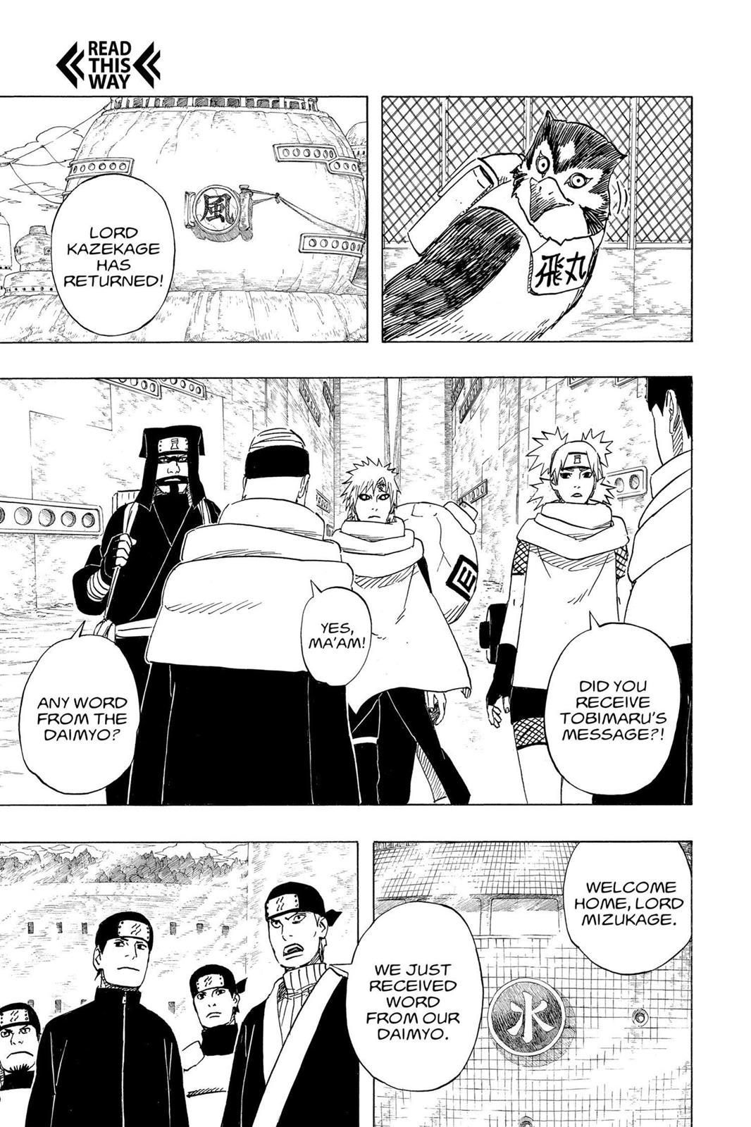 Naruto, Chapter 488 image 005