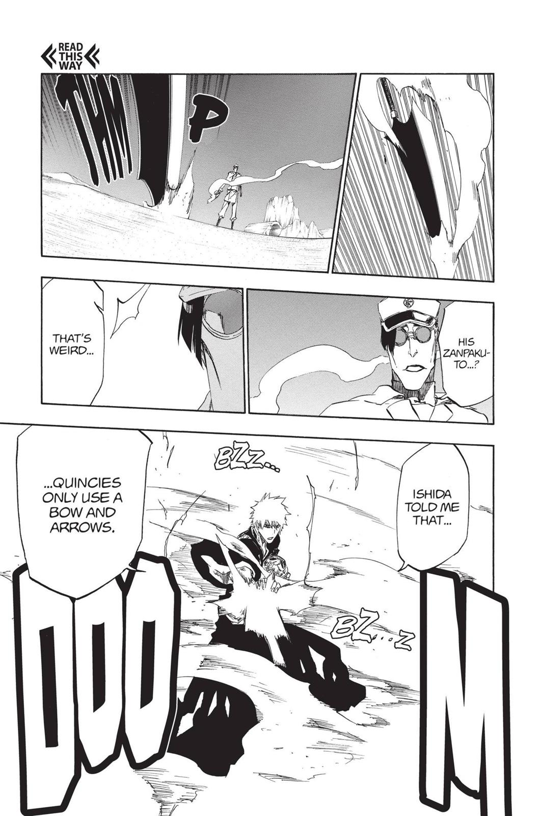 Bleach, Chapter 490 image 010