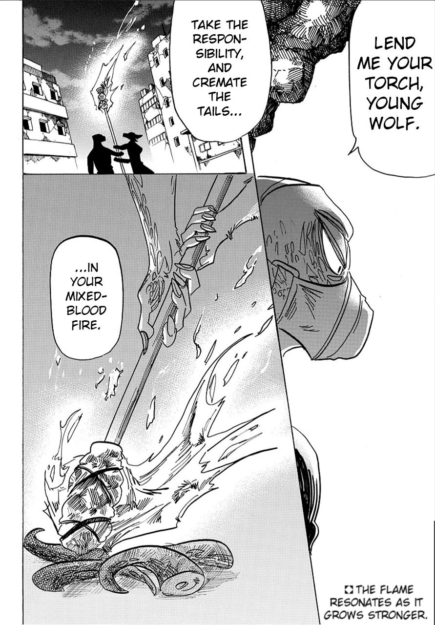 Beastars Manga, Chapter 178 image 018