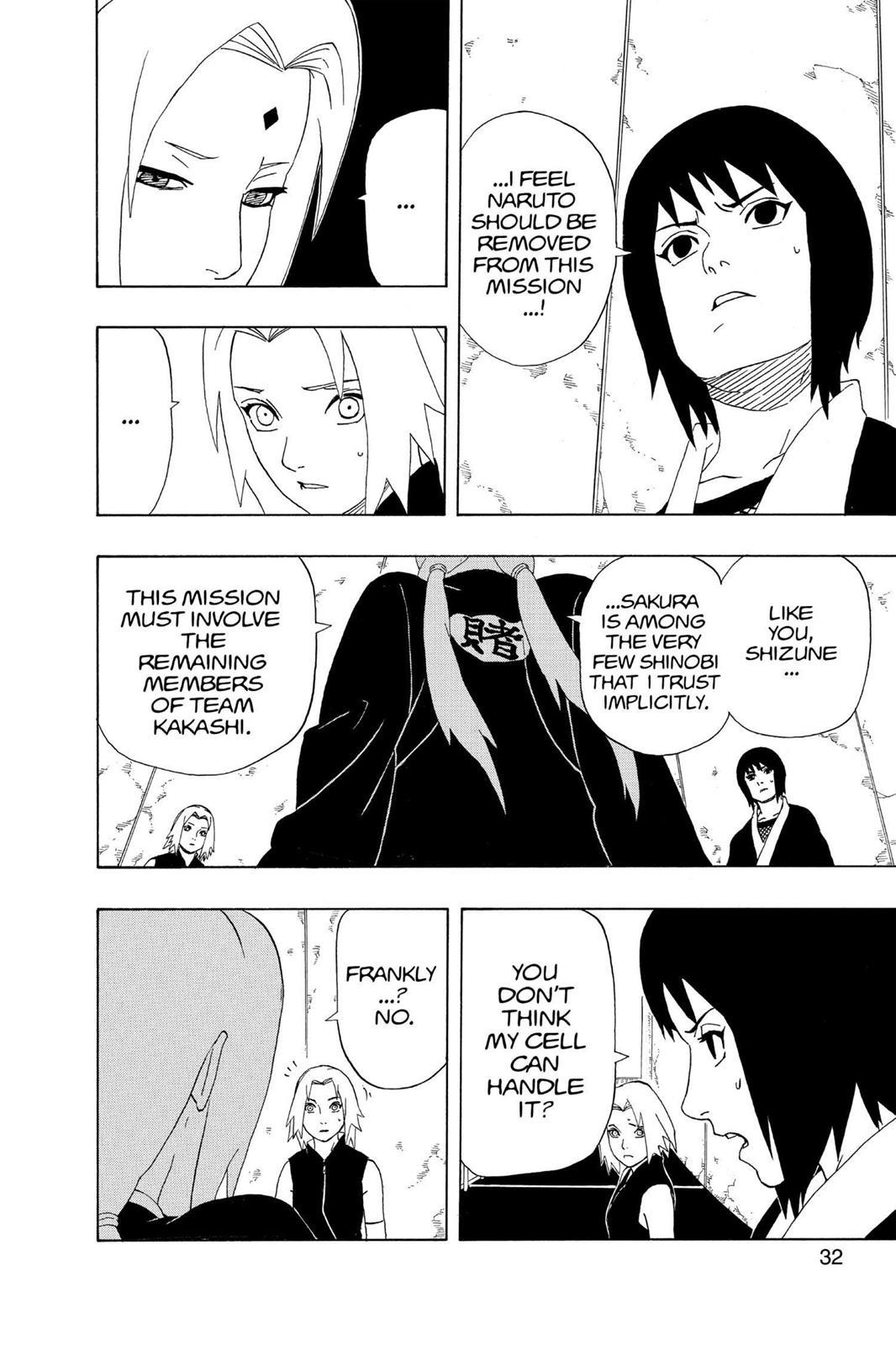Naruto, Chapter 282 image 004