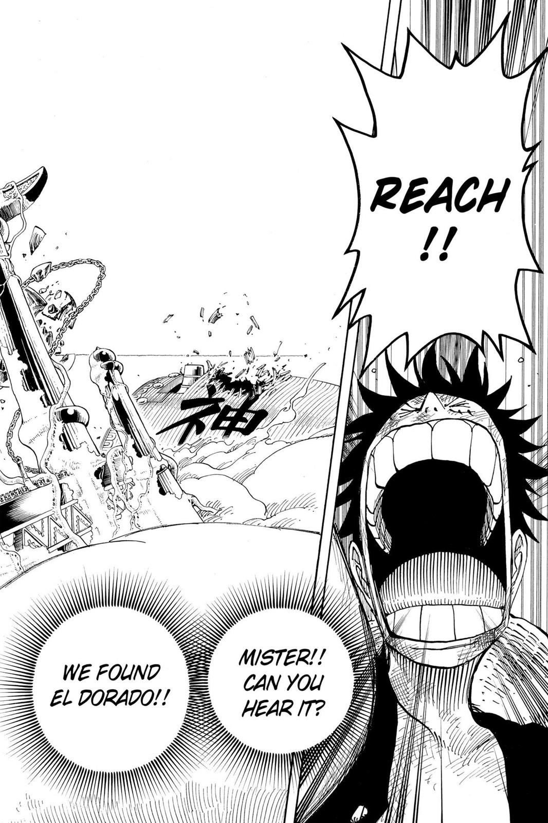 One Piece, Chapter 298 image 016