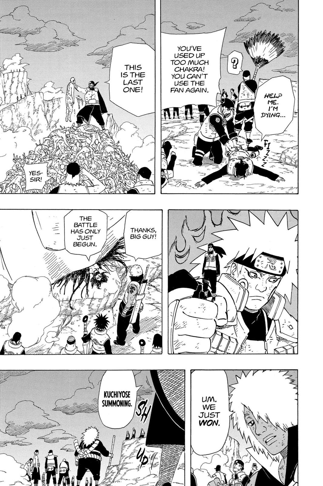 Naruto, Chapter 536 image 015