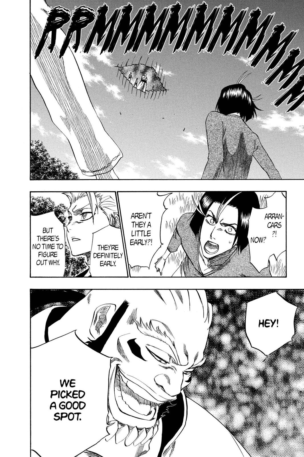 Bleach, Chapter 230 image 009