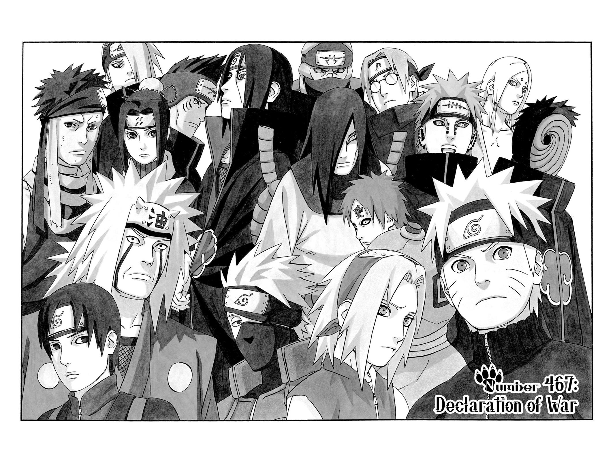 Naruto, Chapter 467 image 002