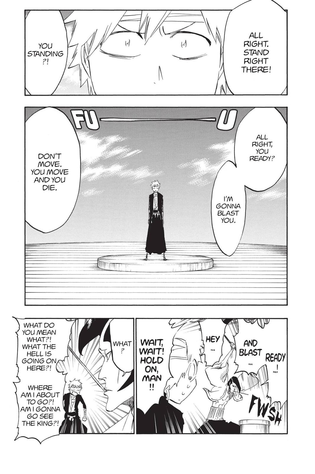 Bleach, Chapter 519 image 005