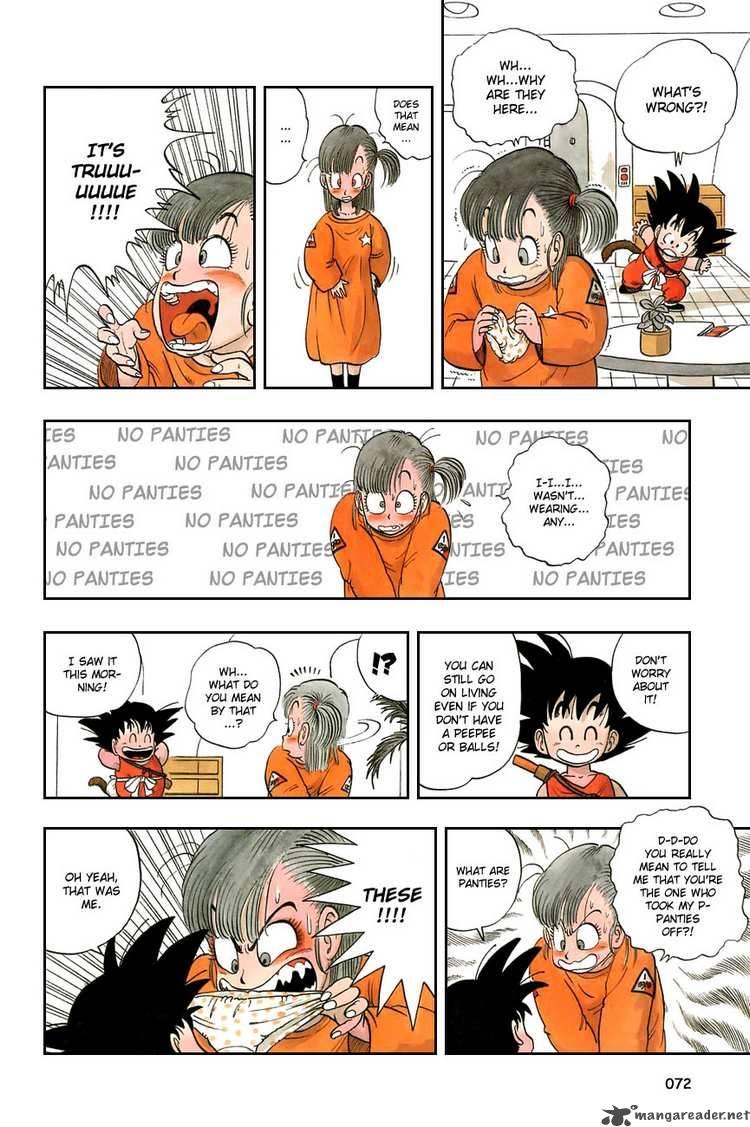 Dragon Ball, Chapter 4 image 011