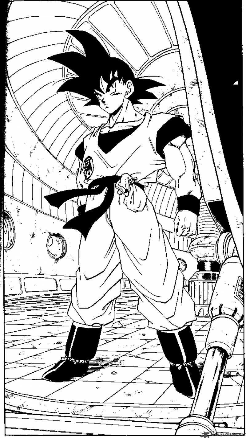 Dragon Ball, Chapter 279 image 003