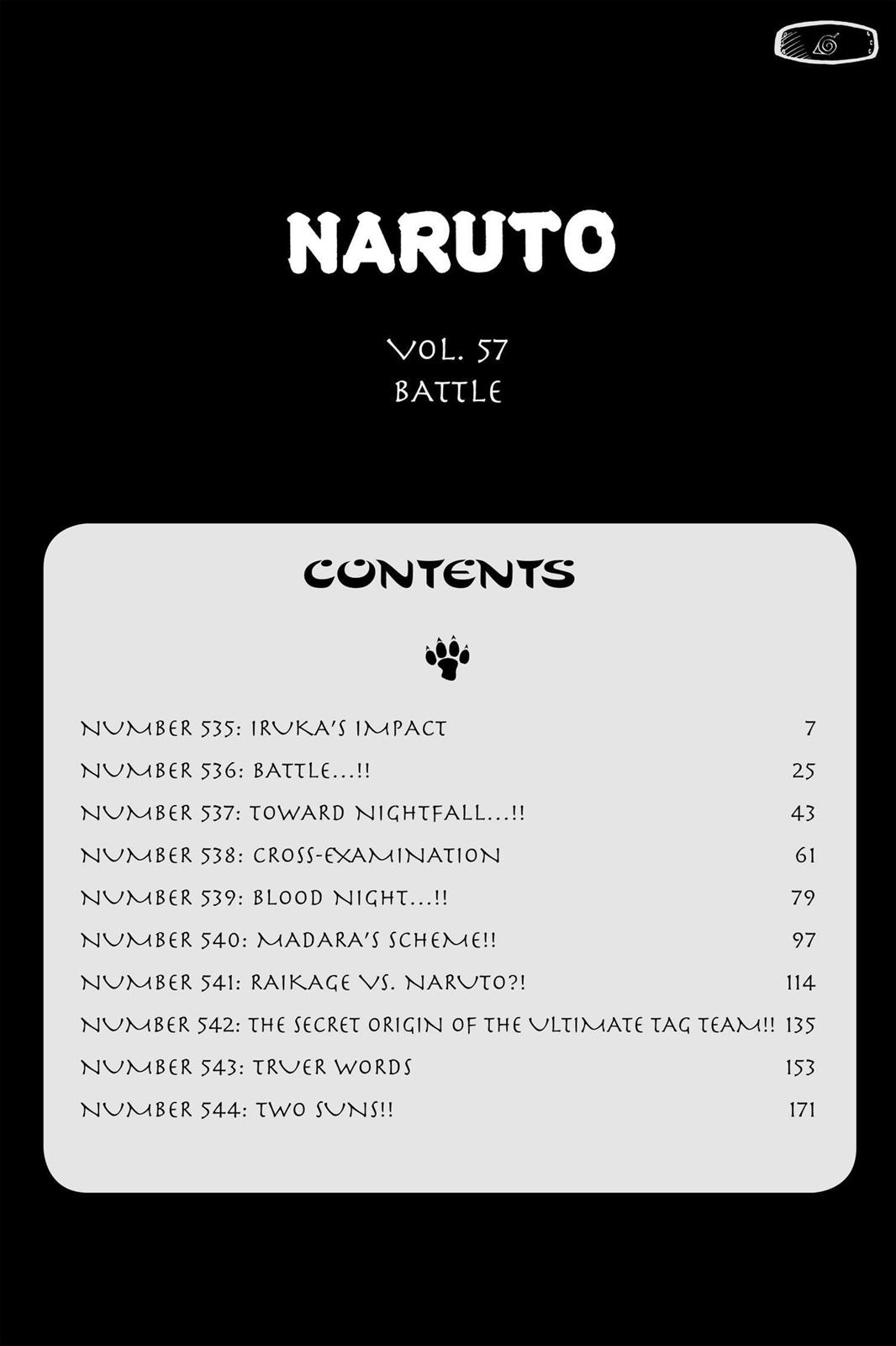 Naruto, Chapter 535 image 007