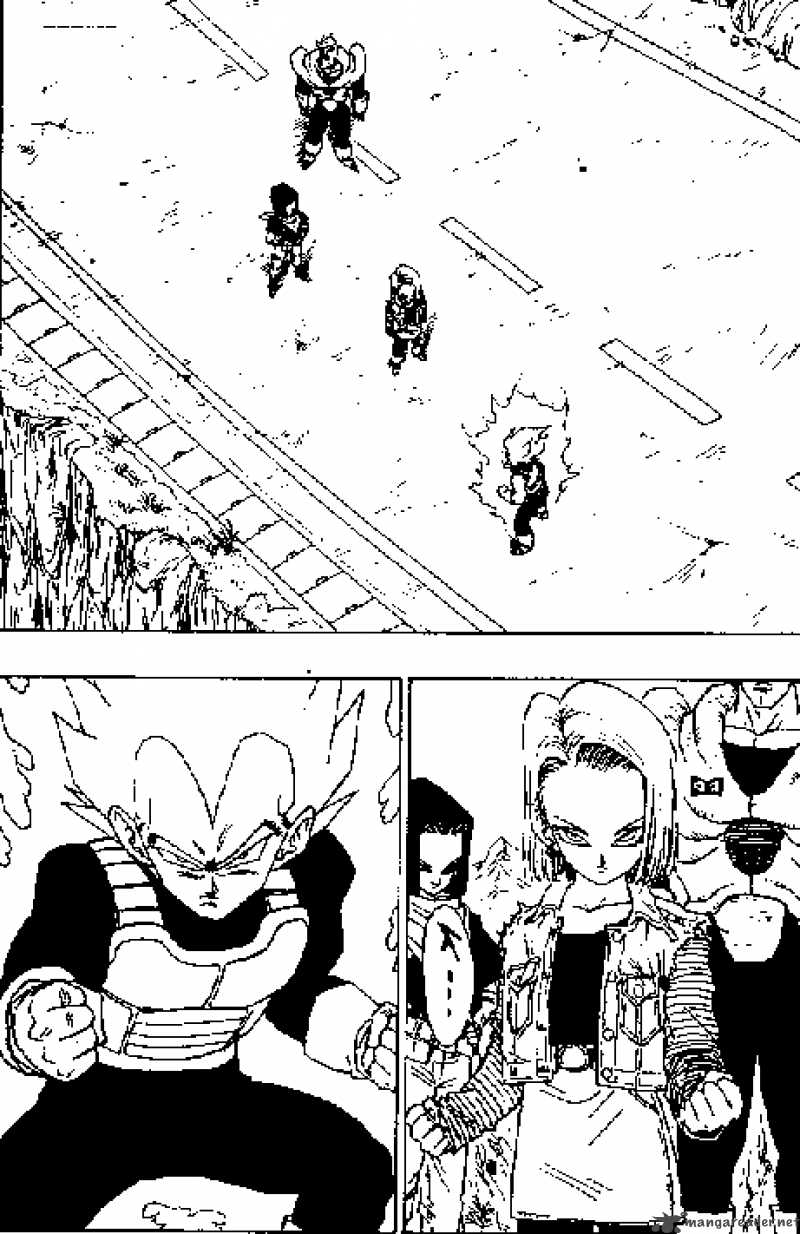 Dragon Ball, Chapter 352 image 001