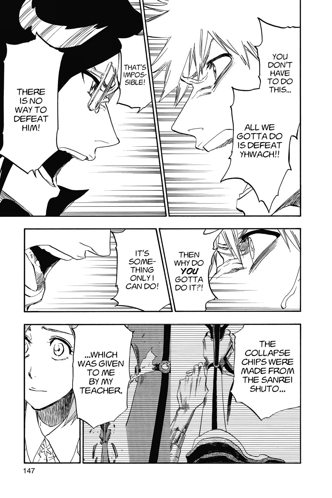 Bleach, Chapter 660 image 015