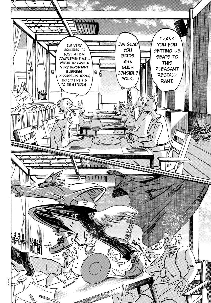 Beastars Manga, Chapter 151 image 010